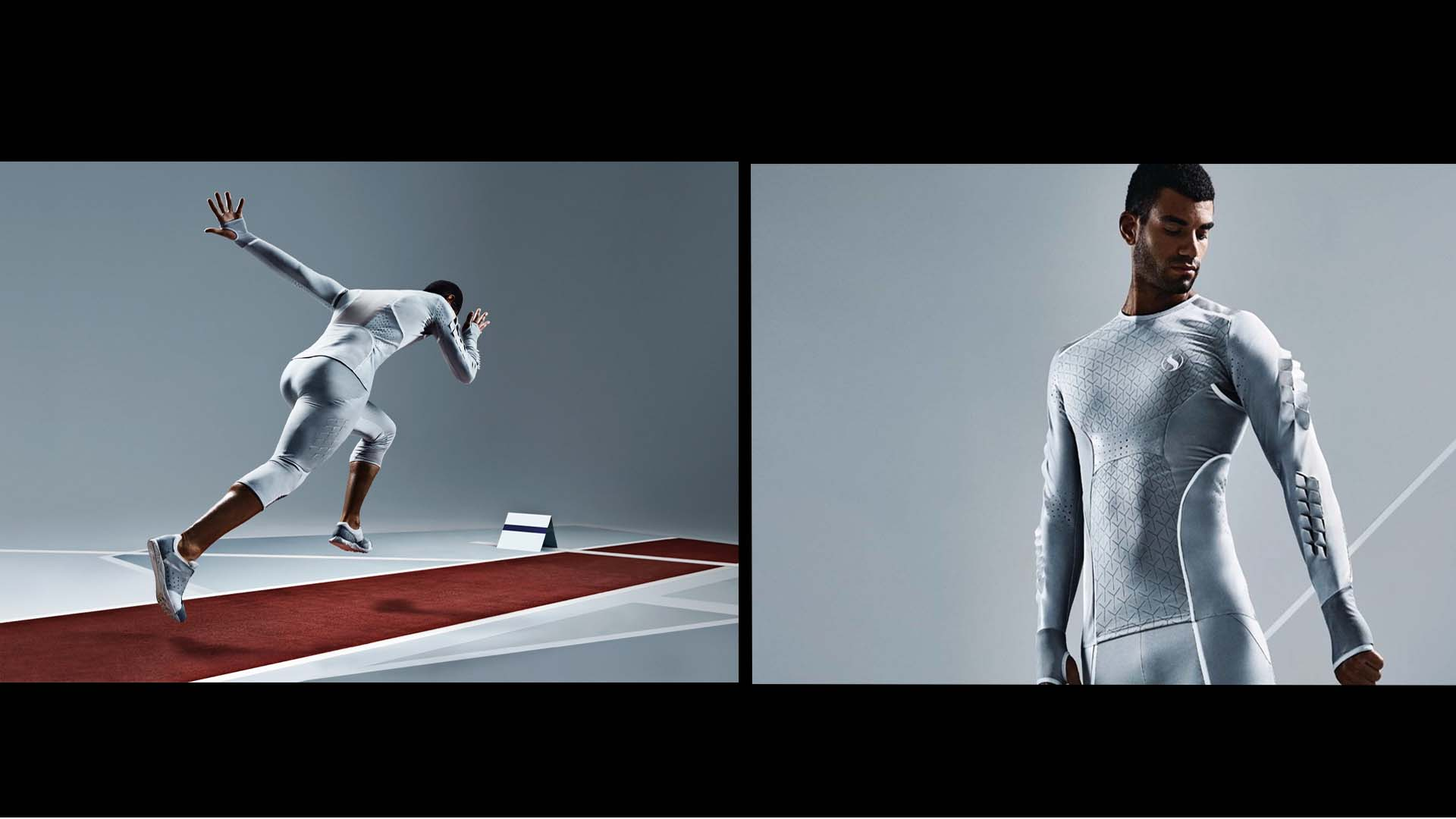 Afianzada en la empatia público-producto la marca ha diseñado un traje deportivo con los materiales de los preservativos