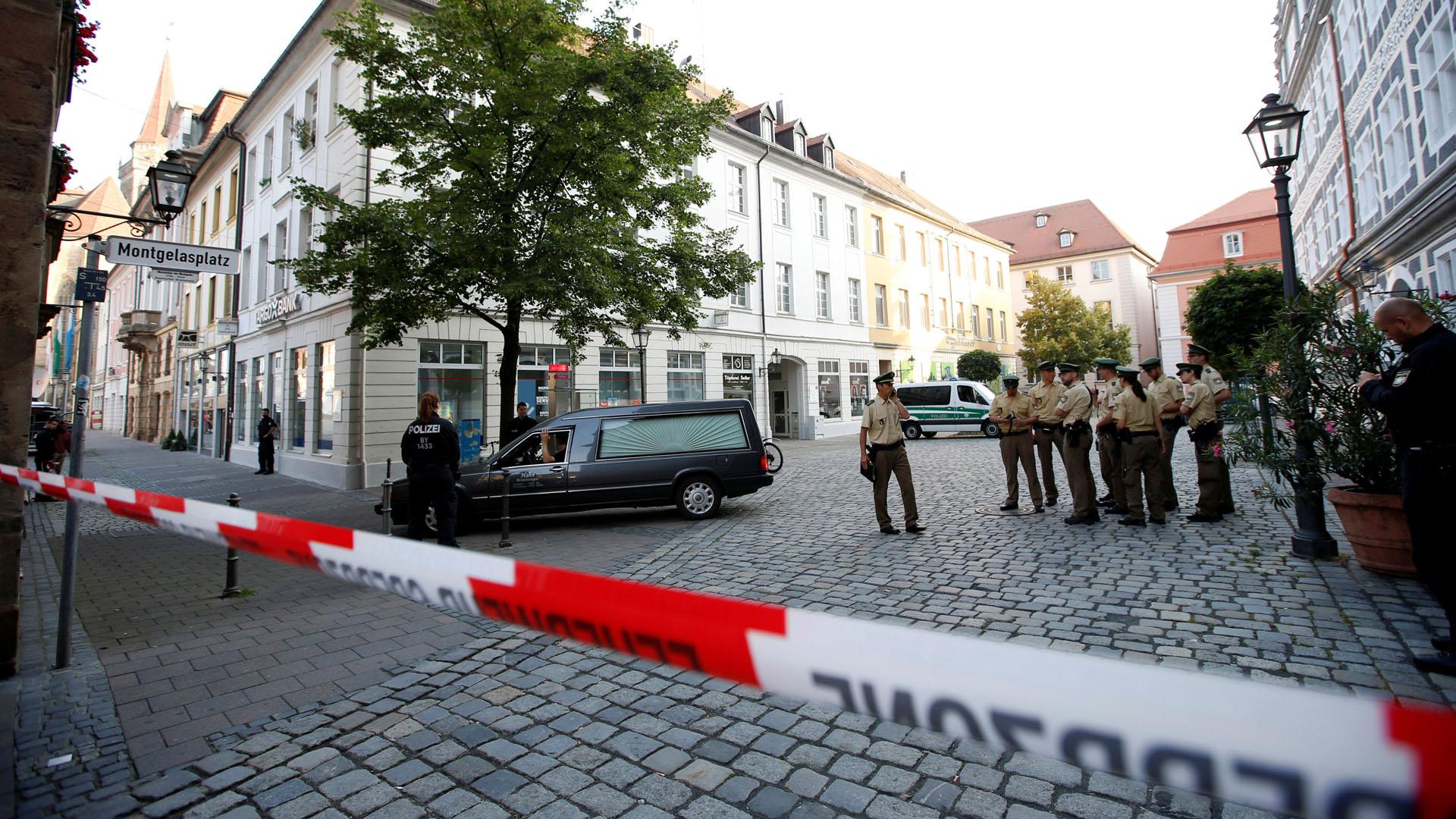 Estado Islámico se atribuye ataque en Ansbach