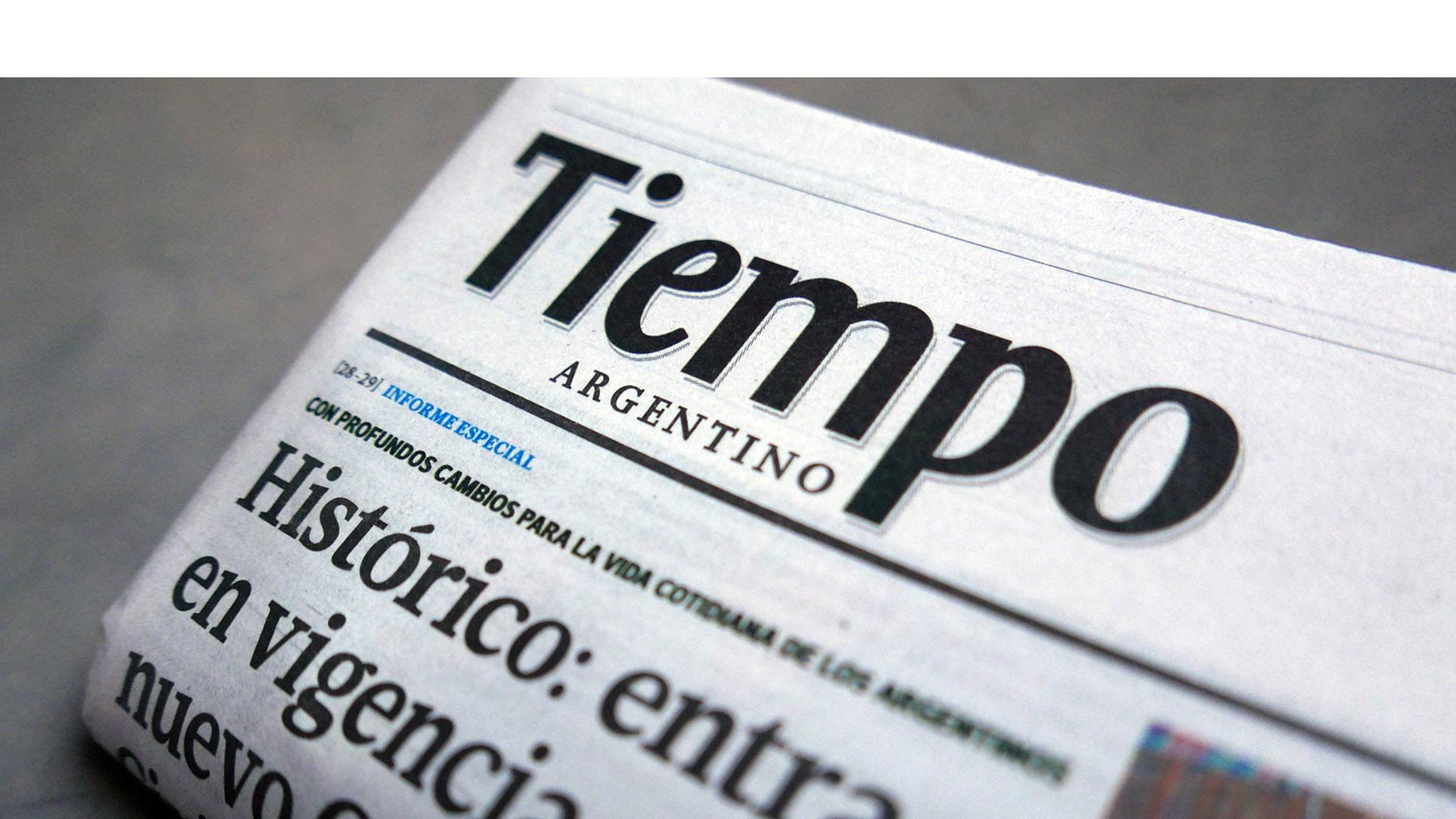 Atacaron sede de periódico argentino
