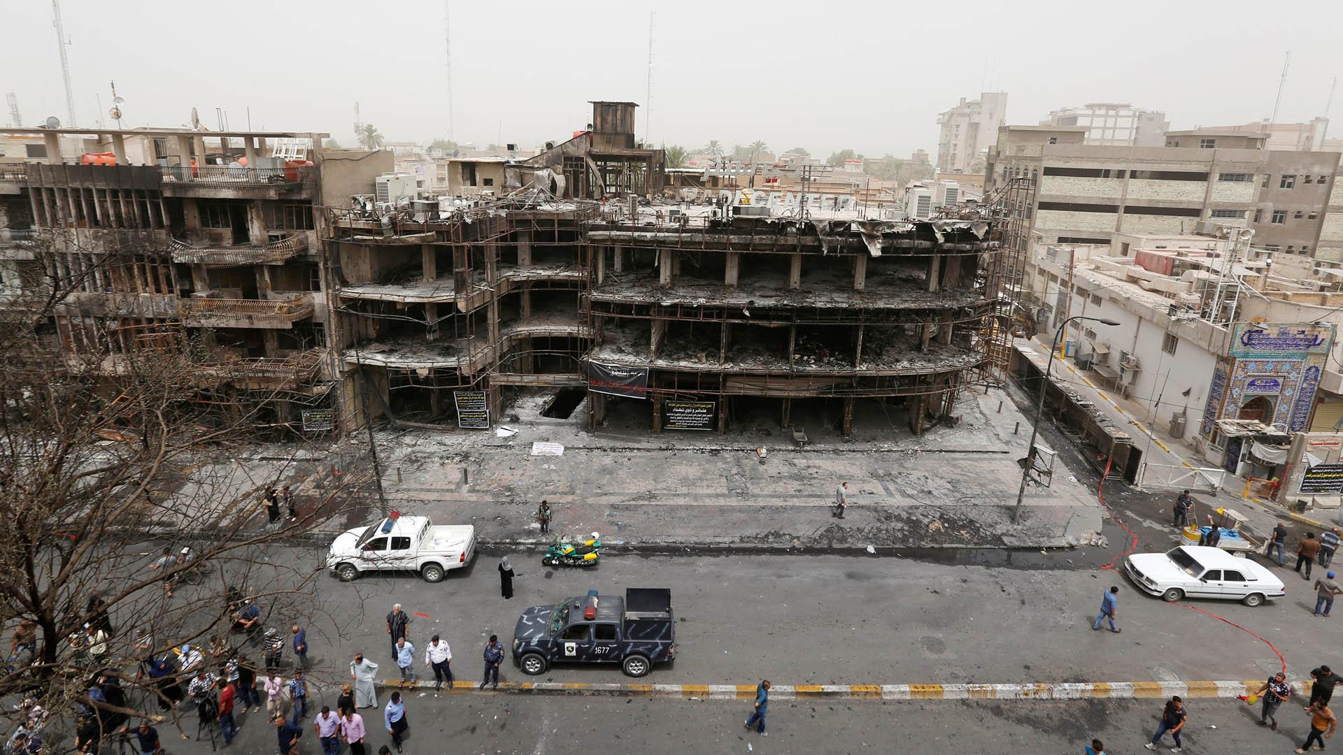 Aumenta cifra de muertes epor ataque en Bagdad
