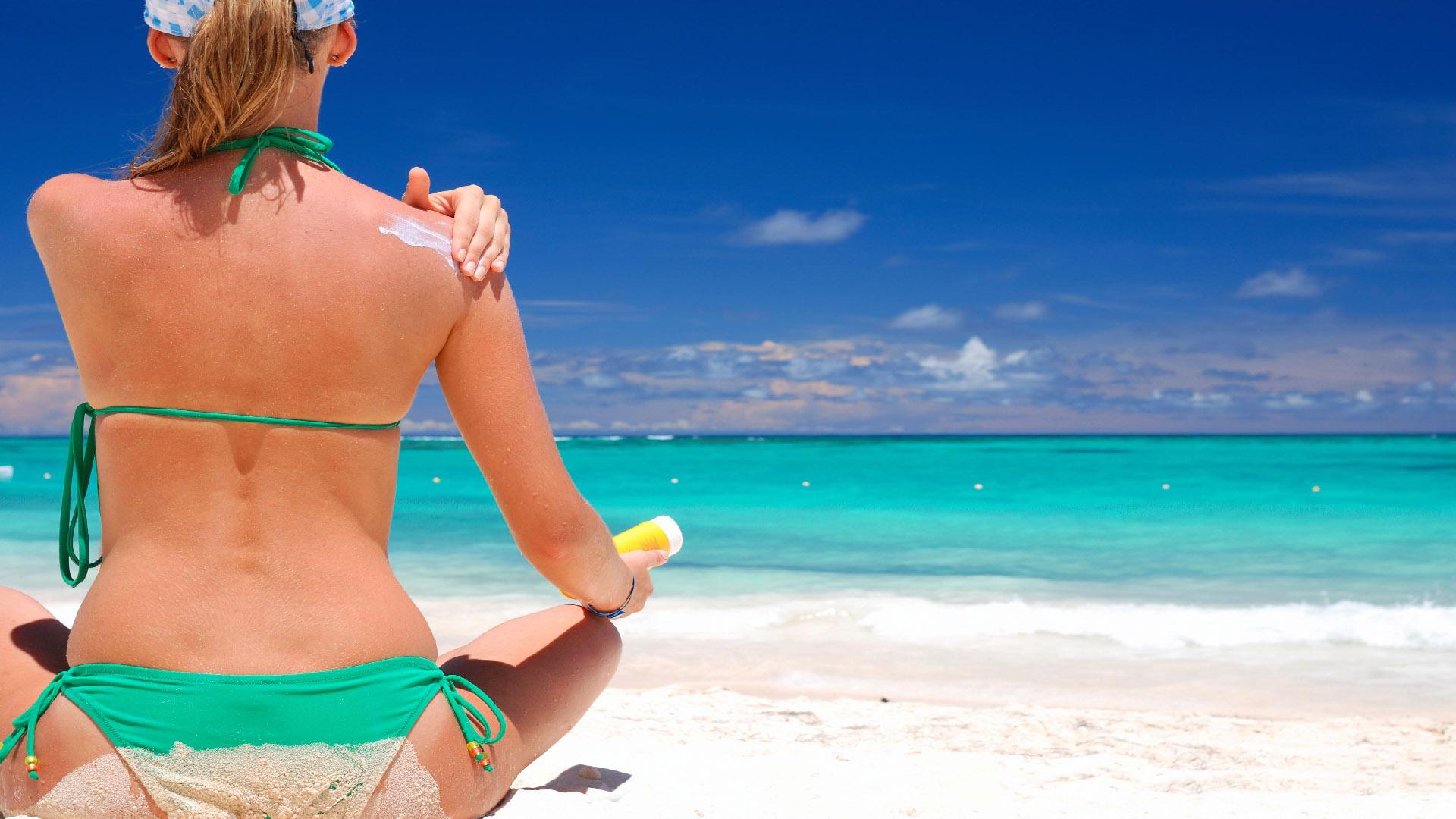 Sunscreenr, es un aparato que detecta las zonas de alto riesgo que puedan verse afectadas por los rayos UV