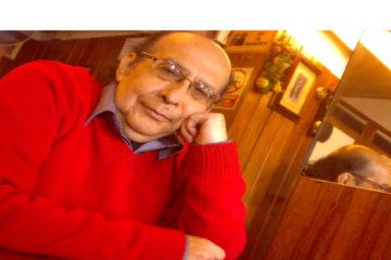 Aún se desconocen las causas de la muerte del escritor quien estaba a dos semanas de cumplir 76 años