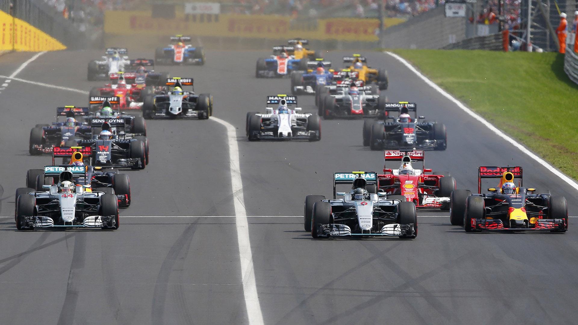 F1 redobla la seguridad del GP Alemania