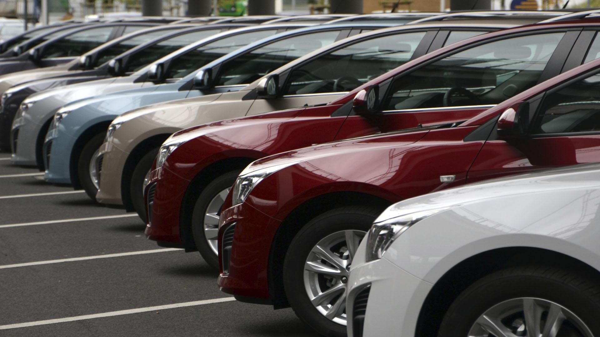 Chevrolet, Toyota, Ford y Volkswagen reportaron bajas en sus operaciones comerciales