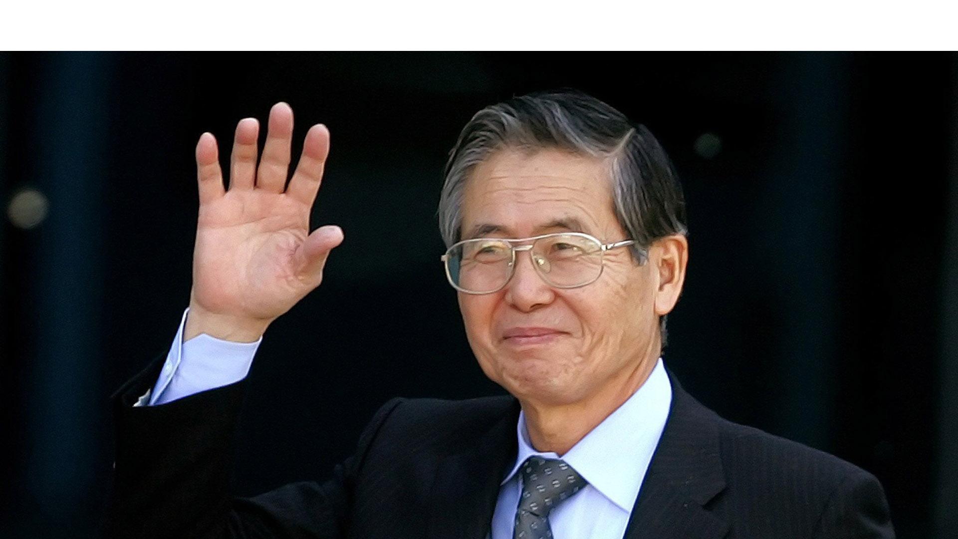 Hijos de Fujimori son investigados