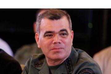"""El ministro de Defensa repudió las declaraciones del secretari, porque a su juicio, denota """"un sesgo y parcialización irresponsable"""""""
