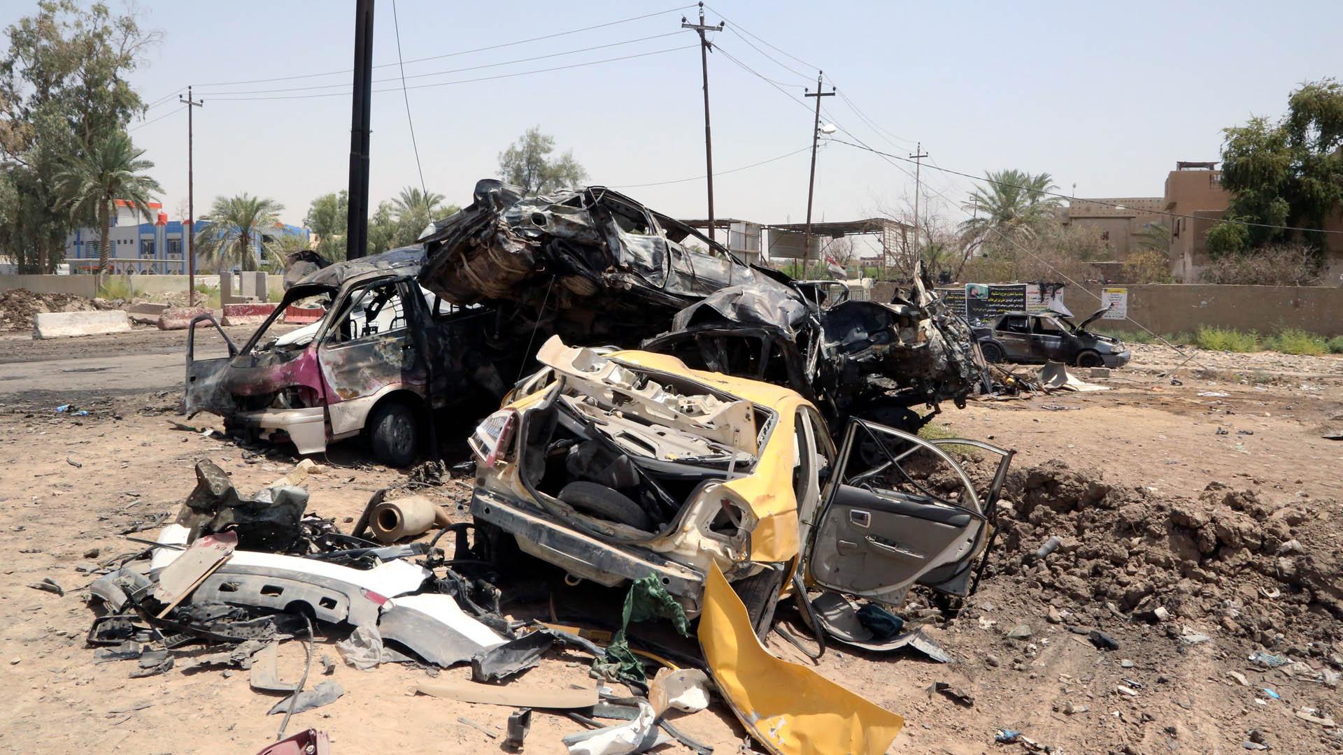 Ataque suicida en Bagdad dejó 18 muertes
