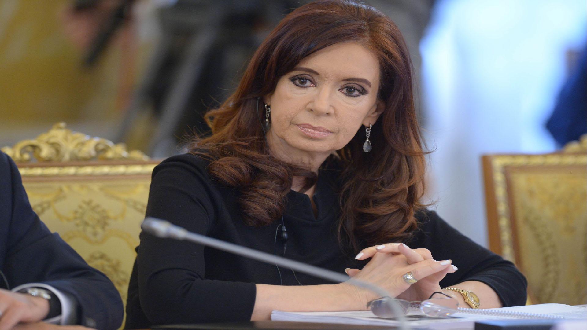 La ex presidenta fue acusada de lavado de dinero y enriquecimiento ilícito