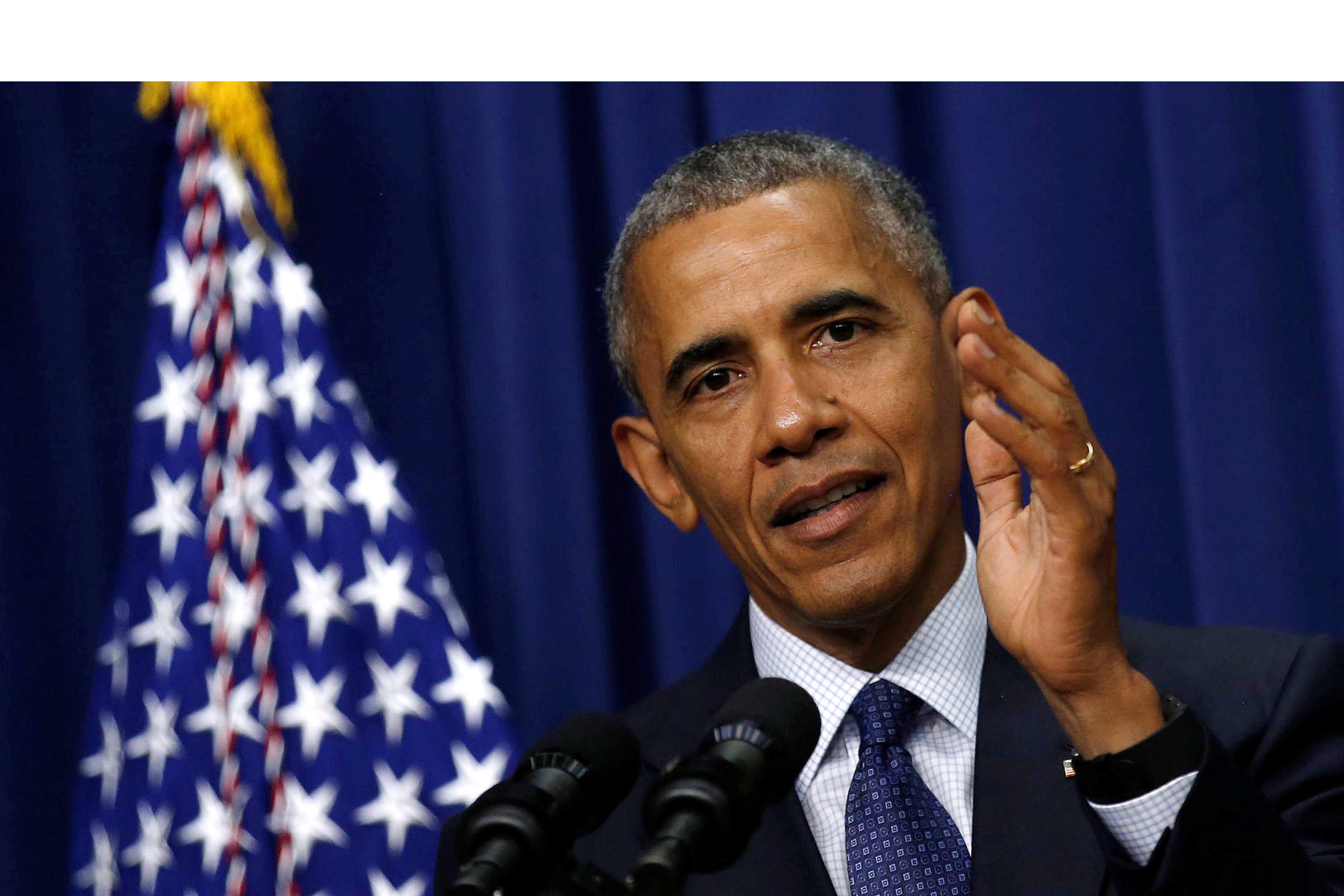 Obama aconseja al Partido Demócrata