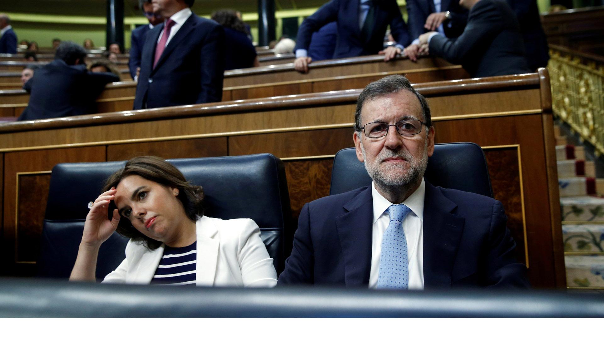Partido de Rajoy irá a la corte