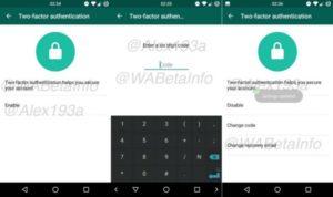 El nuevo sistema de la autentificación en dos pasos de WhatsApp