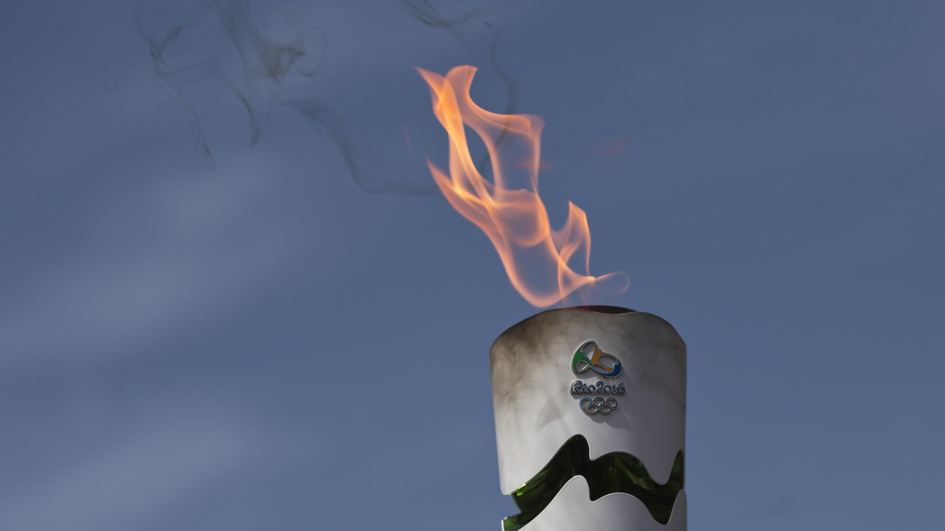Protesta apaga antorcha olímpica