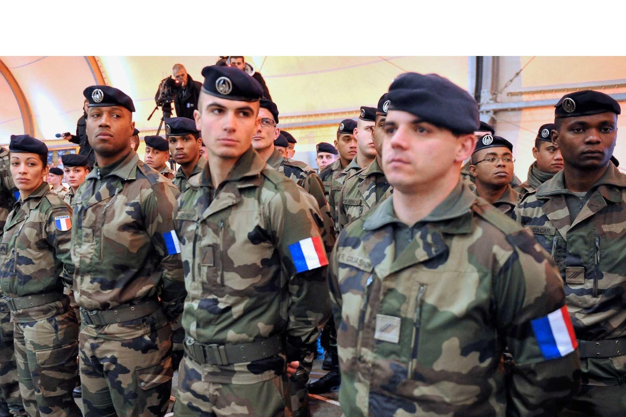 Es la primera vez que se confirma oficialmente la presencia de soldados franceses durante una operación en el país del norte