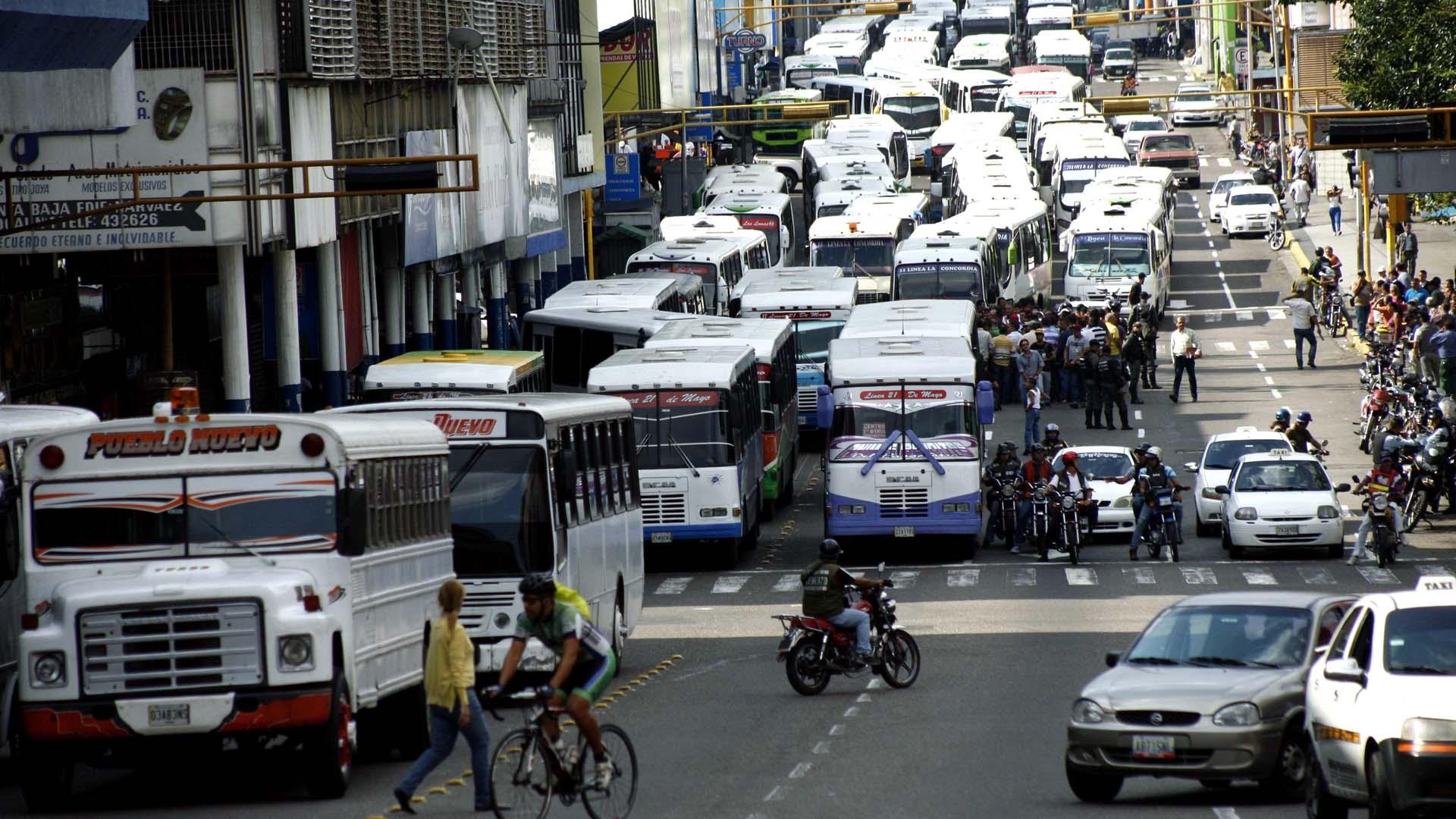 Las protestas han dejado varios hechos de violencia y decenas de detenidos
