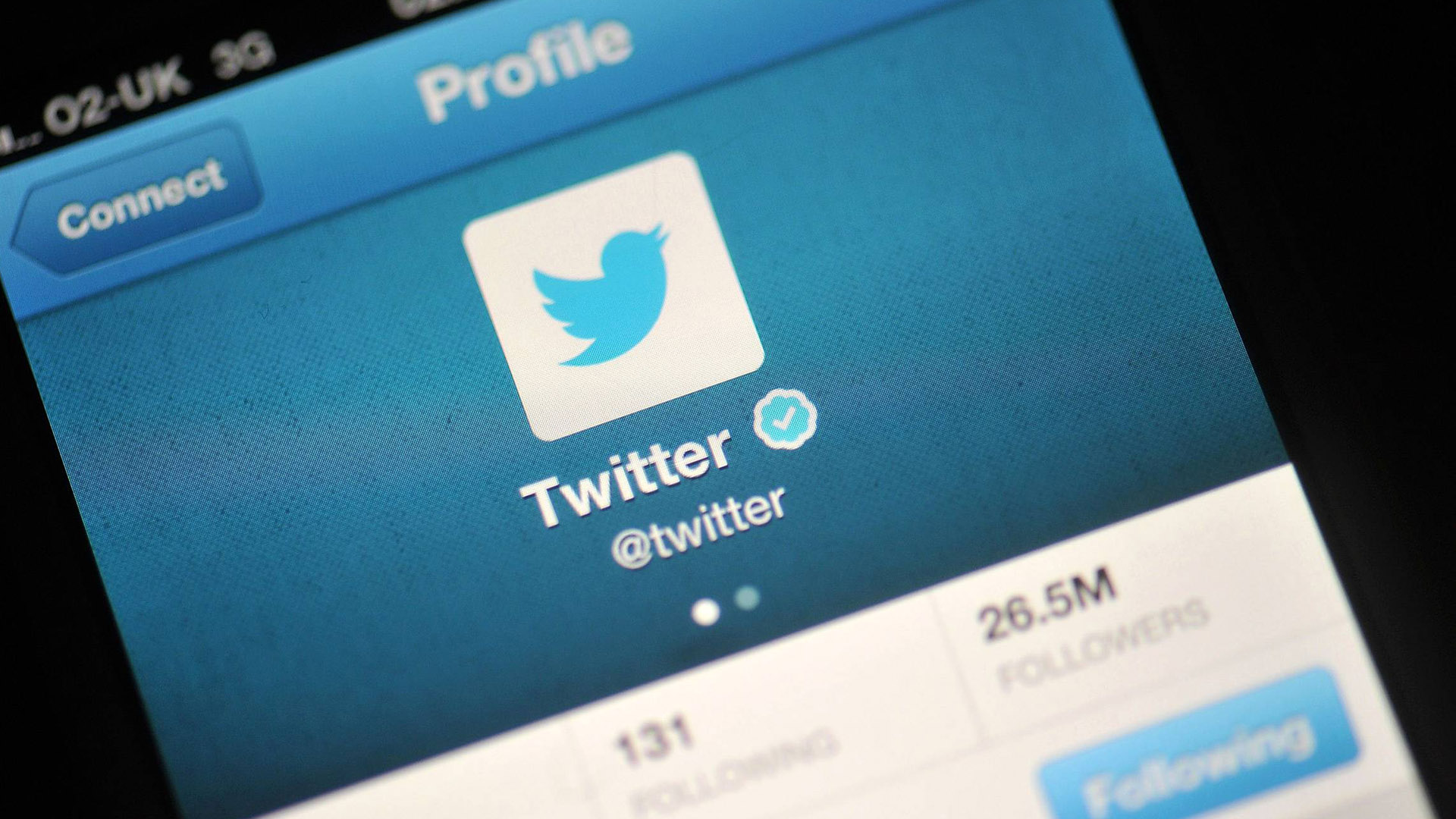 Twitter verificará cuentas auténticas