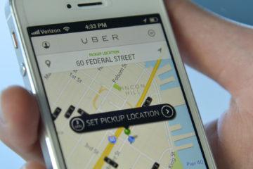 Uber incrementó sus ganancias