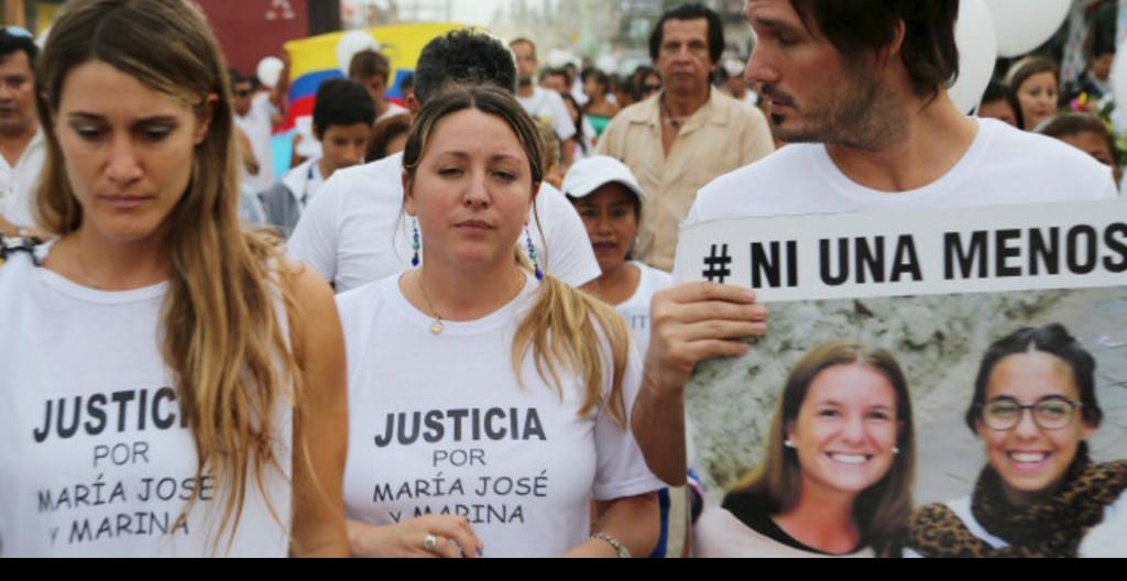 La pena de 40 años de cárcel fue la sentencia dictada contra los asesinos de María José Coni y Marina Menegazzo