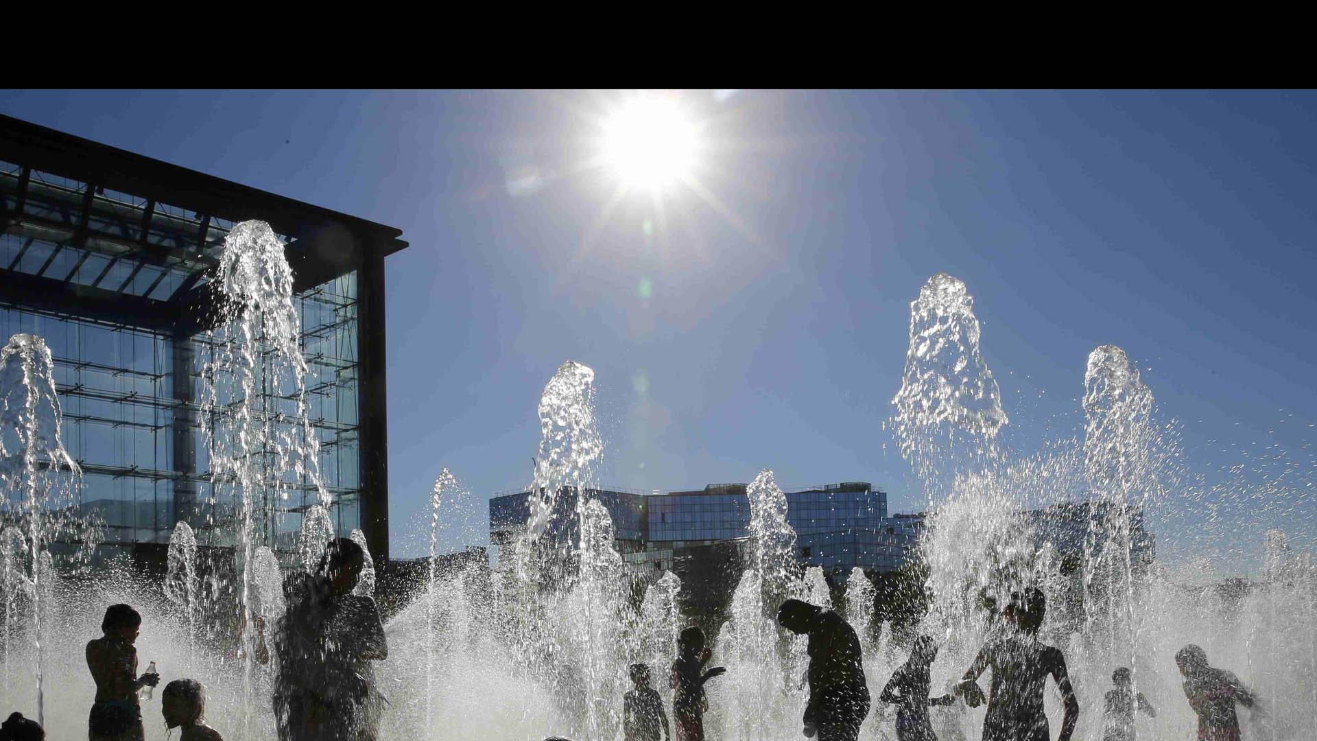En 14 departamentos del país se registran temperaturas que alcanzan los 38°C