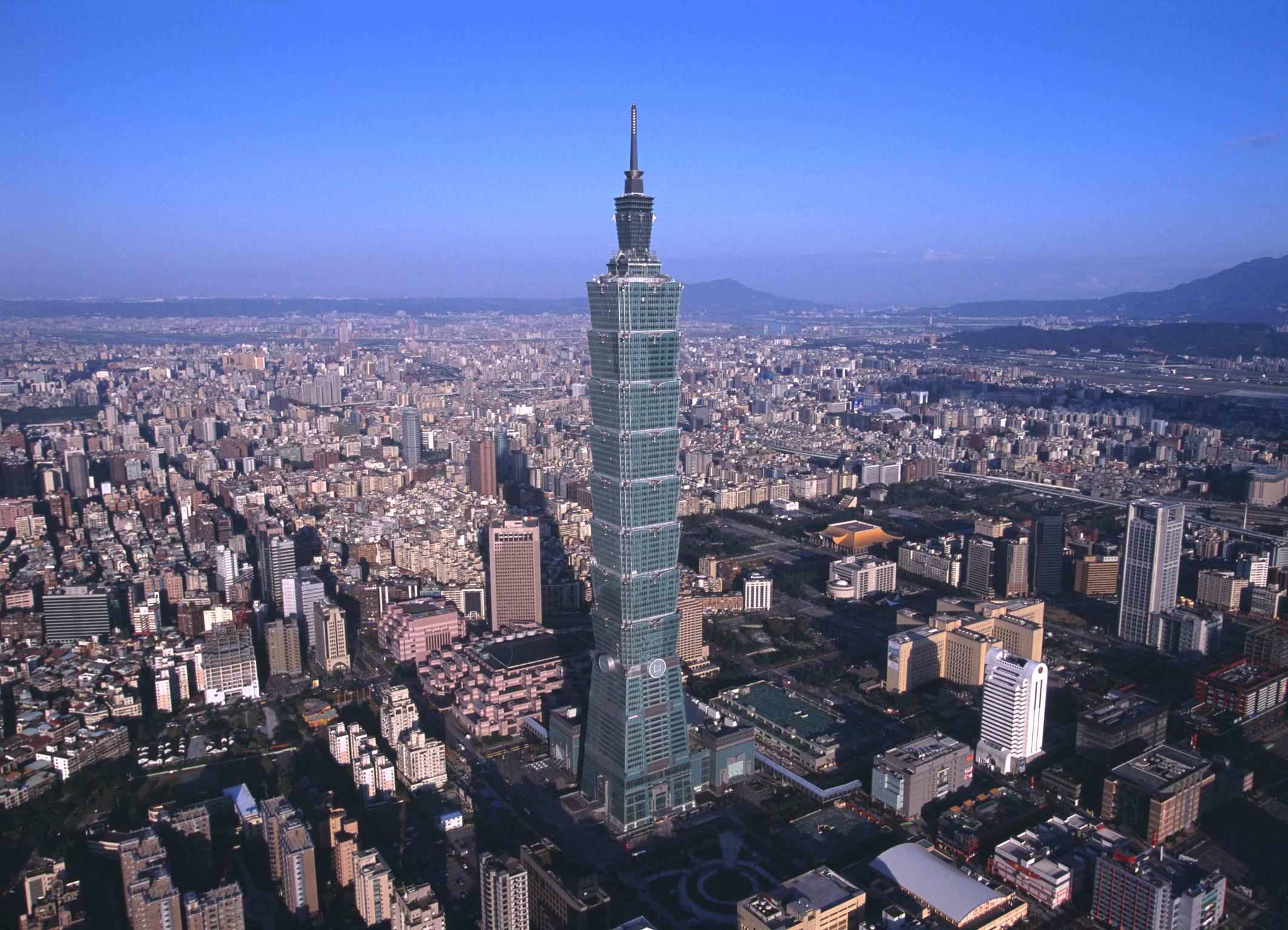 Bajo un acuerdo, la multinacional instalará una plataforma que mejore la eficiencia energética del rascacielos más alto de Taiwán