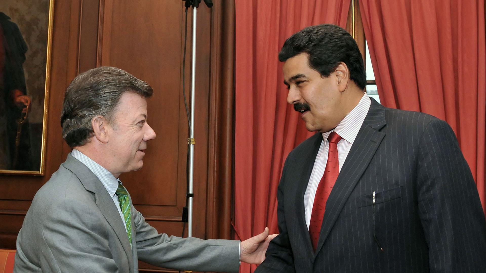 Los gobernantes de Venezuela y Colombia, respectivamente, discutirán la posible reapertura de la frontera binacional