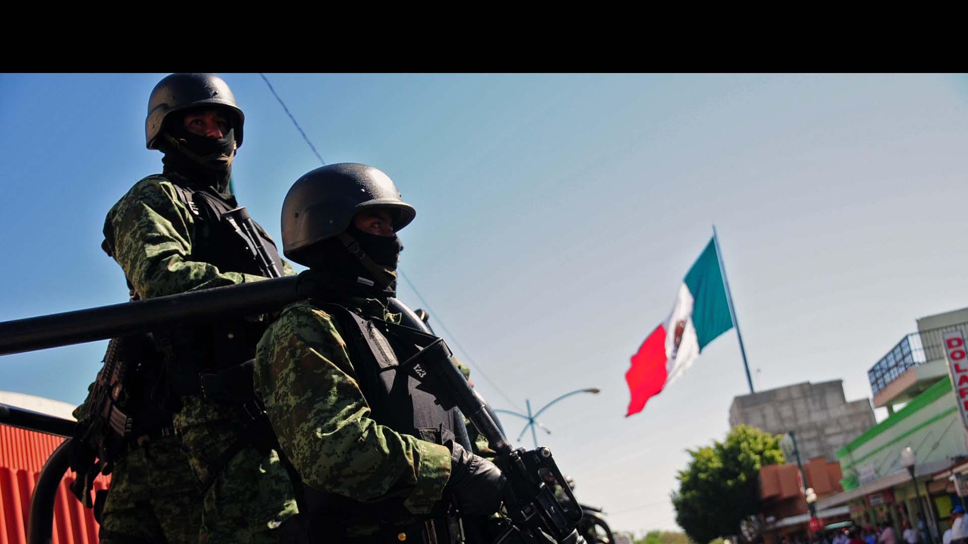 Criminales intentaban apoderarse de una zona fronteriza que permitiría agilizar el traslado de droga a EE.UU.