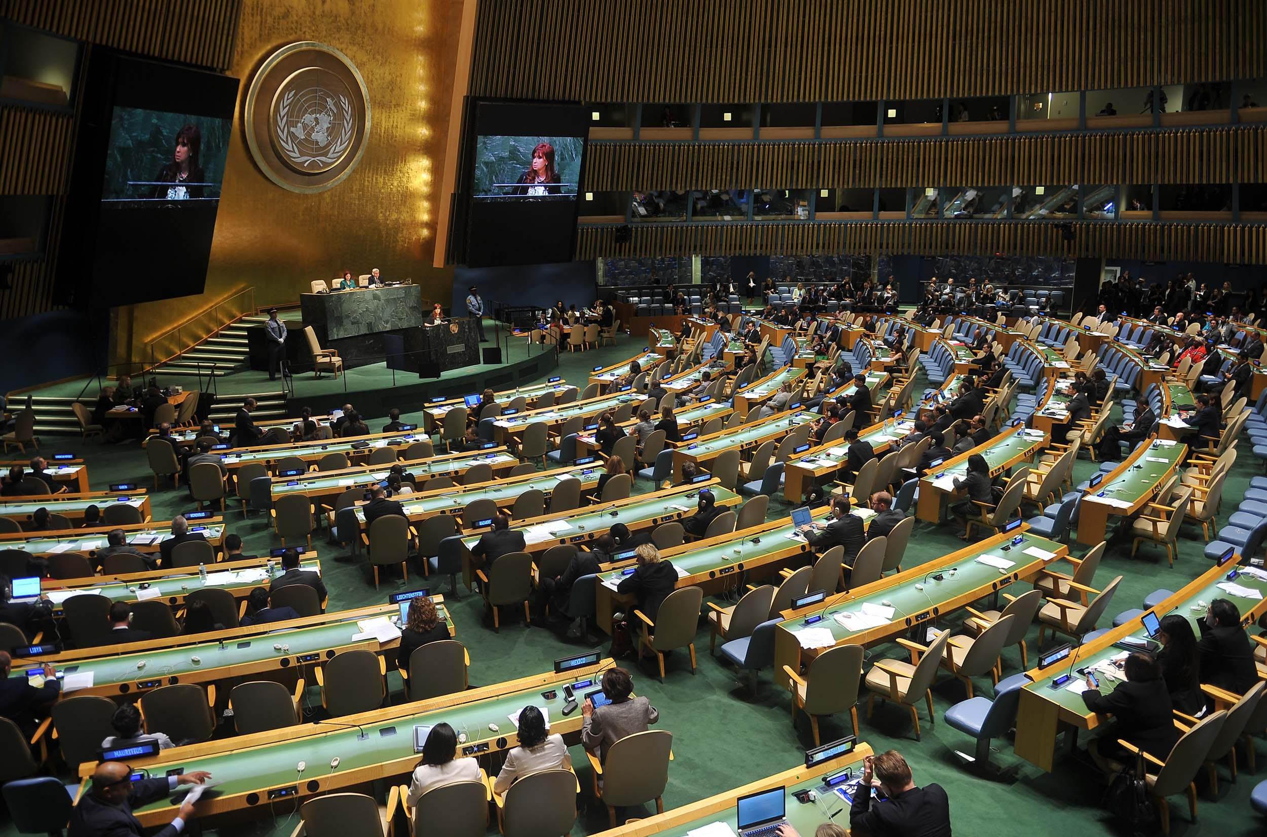 El Consejo de Seguridad se reunirá en Nueva York a raíz de la última prueba balística de Kim Jong Un