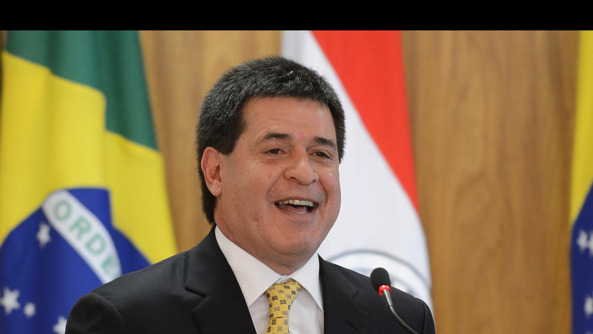 El presidente Cartes pidió esclarecer y hacer caso a las denuncias de vigilancia de periodistas y políticos