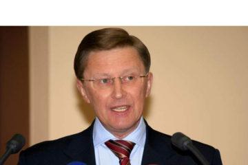 Serguei Ivanov pasara ahora a ser el enviado especial para la Protección de la Naturaleza y el Transporte, su antiguo puesto lo ocupara Anton Vaino