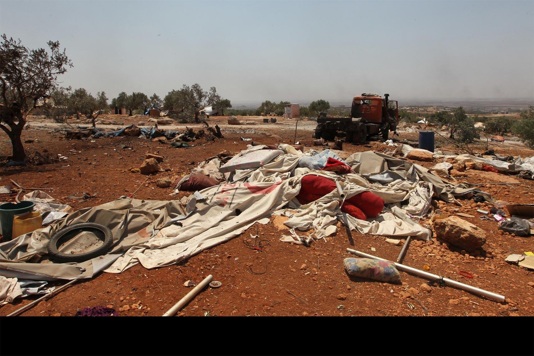 Continúa la violencia en Alepo