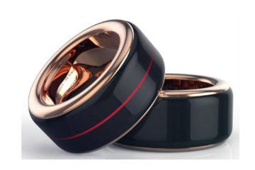 El dispositivo cuenta con un sensor que brinda la función de conocer el ritmo cardíaco de uno de los portadores