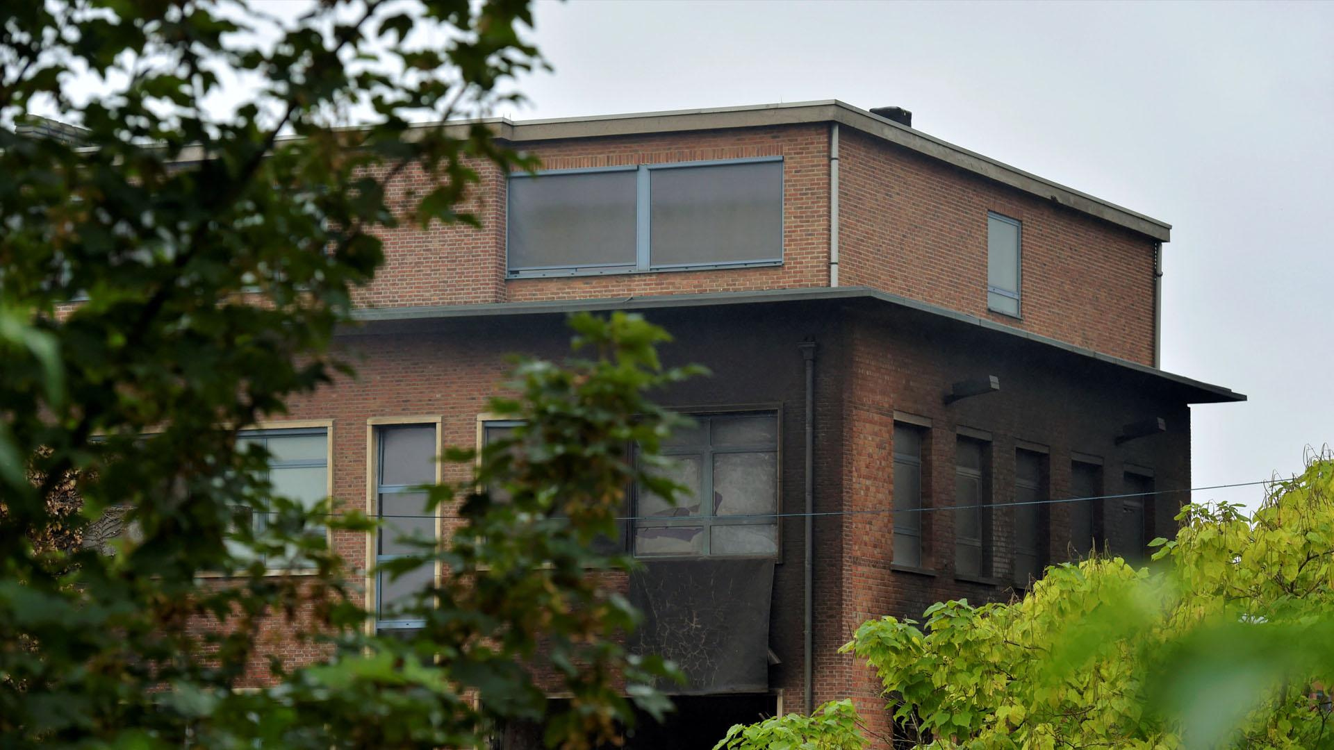 Una institución científica de Bruselas fue victima de actos criminales en la madrugada de este lunes