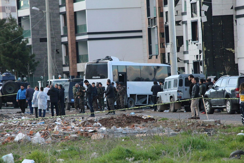 Turquía sufre por dos atentados