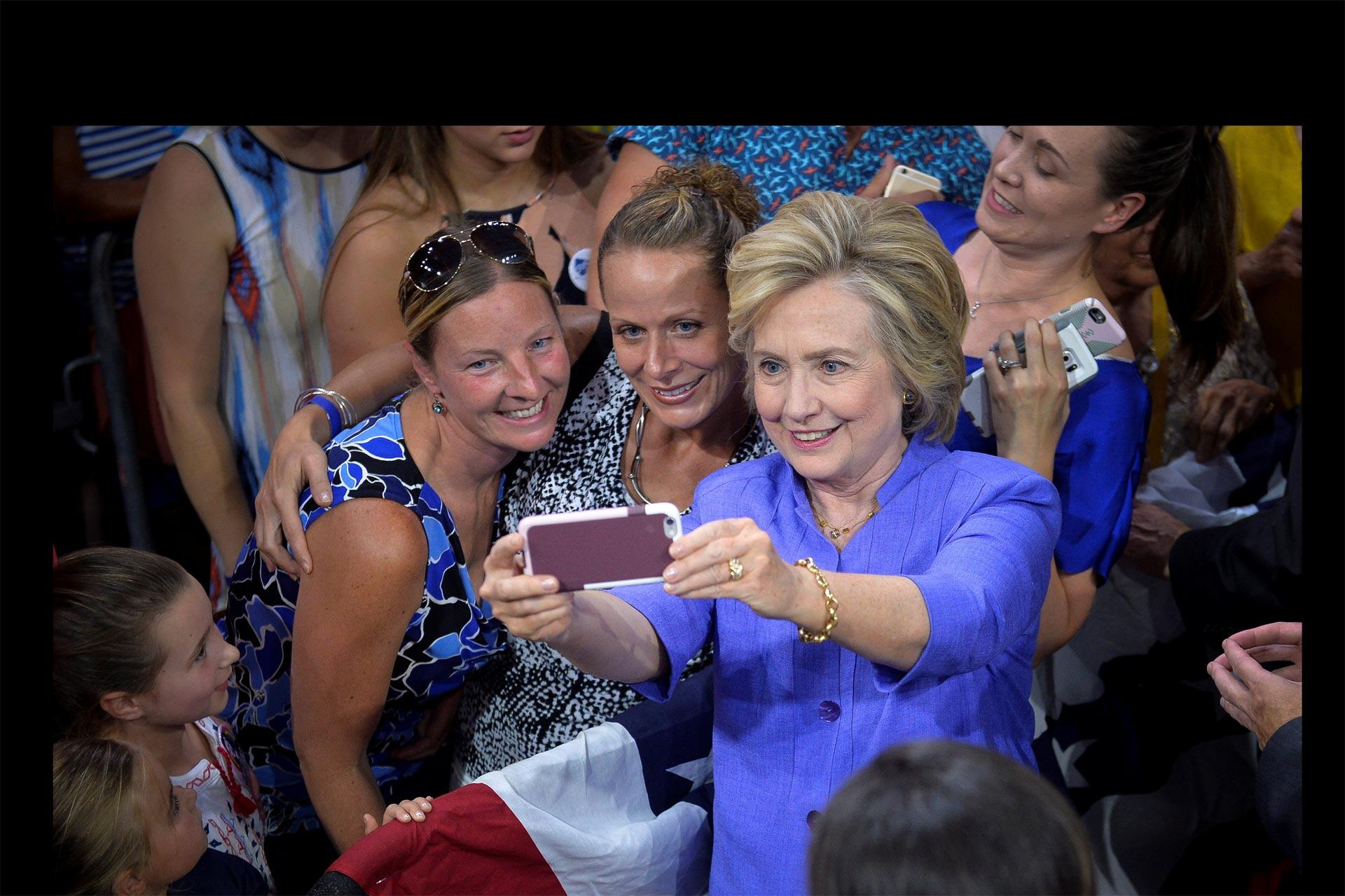 Los dreamers apuestan por Clinton