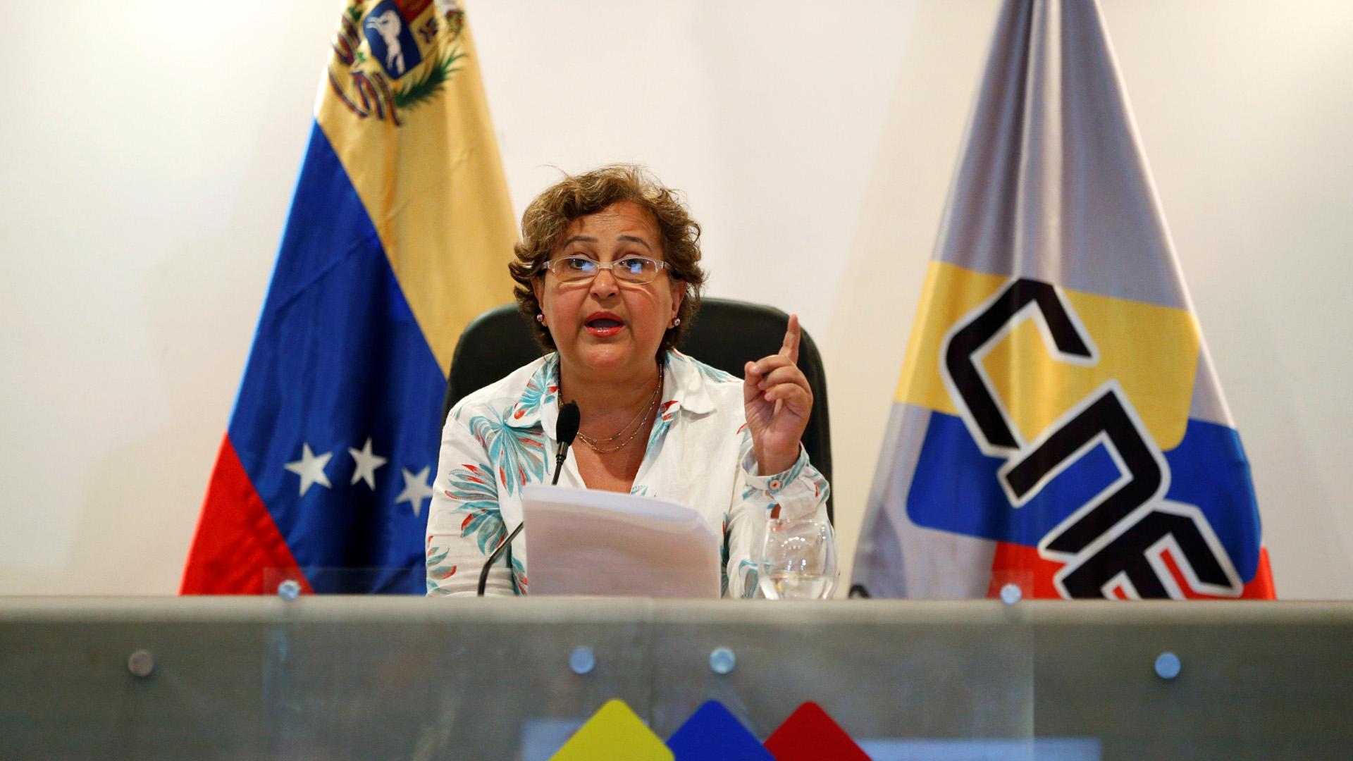 La presidenta del ente comicial informó que en los 24 estados se logró más de lo requerido para activar la consulta electoral solicitada por la oposición