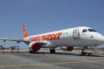 Conviasa inaugura nueva conexión especial Caracas - Panamá - Nicaragua