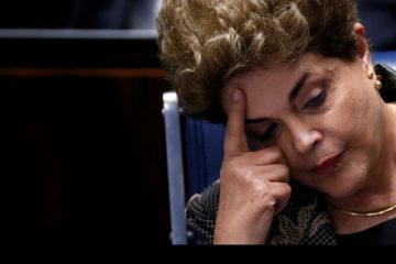 """61 senadores votaron a favor del """"impeachment"""". Michel Temer asume oficialmente la presidencia hasta las elecciones de 2018"""