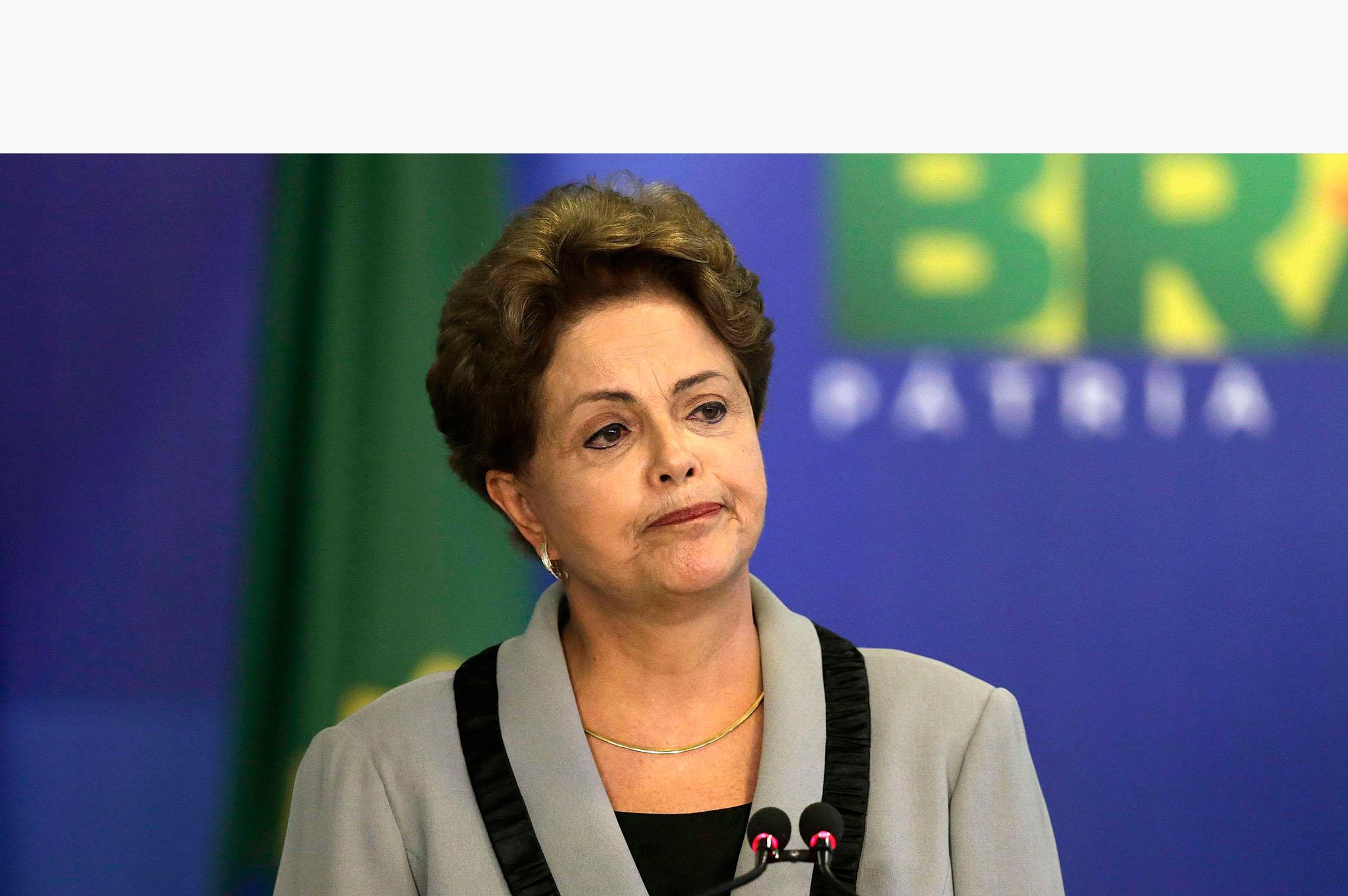 La presidenta de Brasil será juzgada para determinar si finalmente será removida de sus funciones por irregularidades