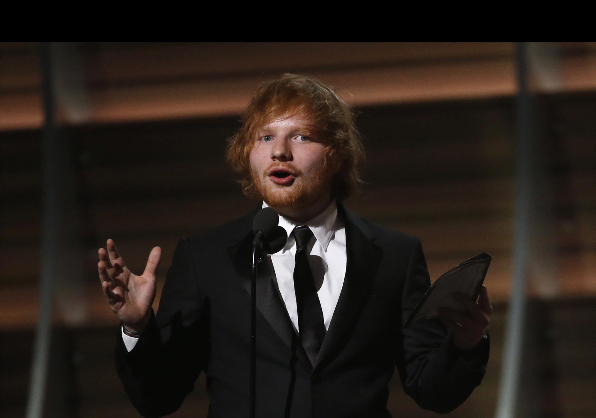Ed Sheeran y otra demanda por plagio