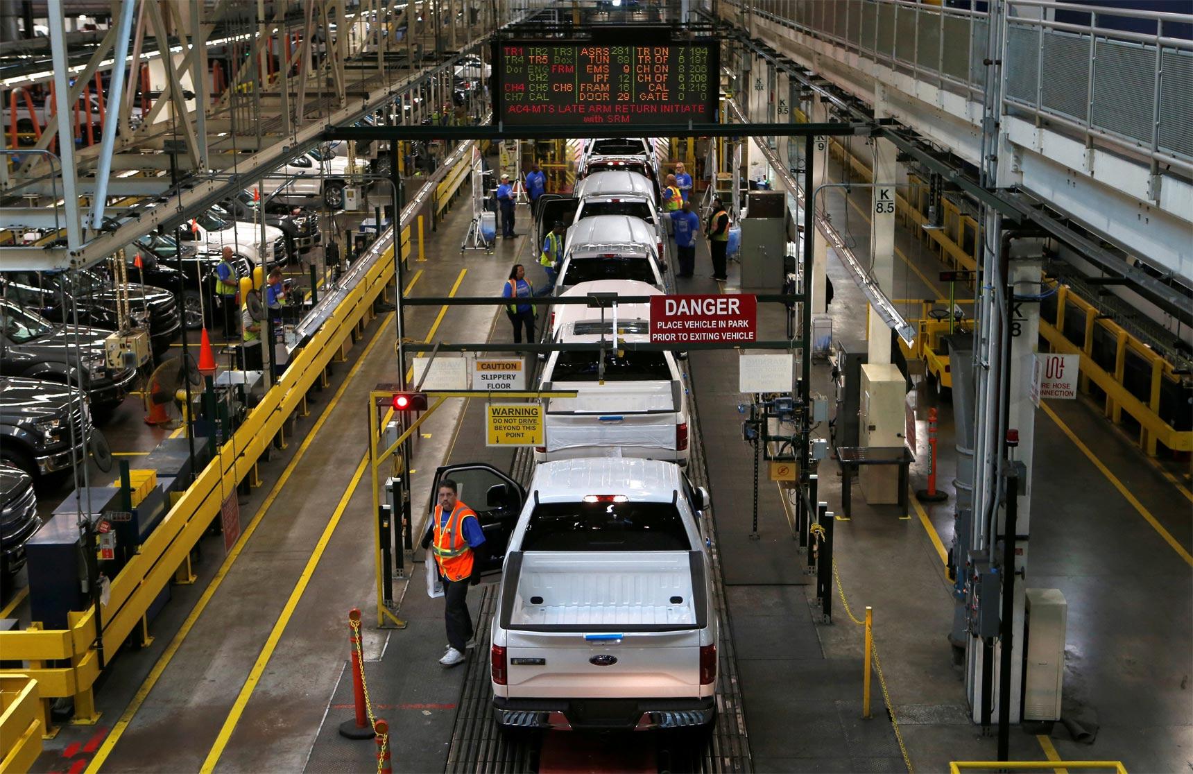 Ford retirará más 800 mil carros del mercado