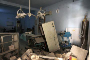 Siria: hospitales atraen violencia