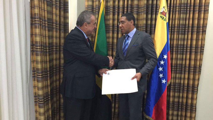 Este proyecto esta enmarcado en las alianzas forjadas por PetroCaribe, para el avance de la económica en la región caribeña