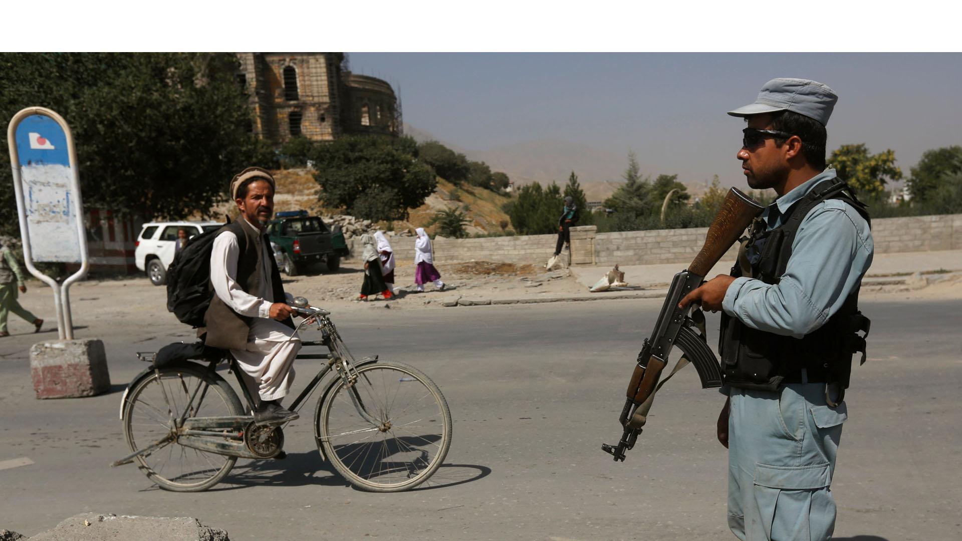 La Policía de Afganistán está investigando los hechos para dar con el paradero de un estadounidense y un australiano