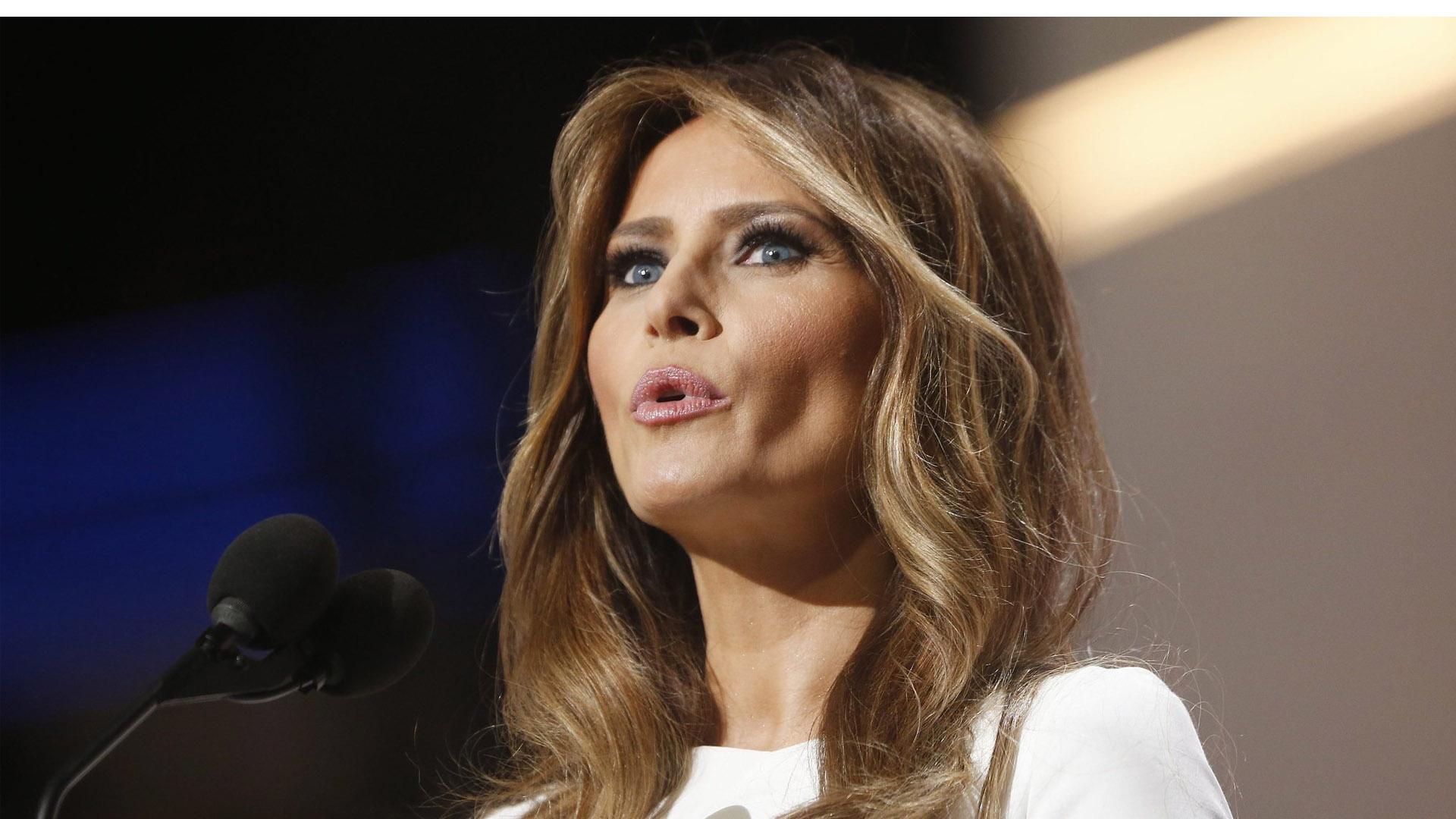 La ex modelo eslovena indicó que tiene intenciones de acusar a varios diarios por publicar que ella fue dama de compañía en los 90