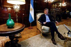 Macri enfrenta la crisis energética