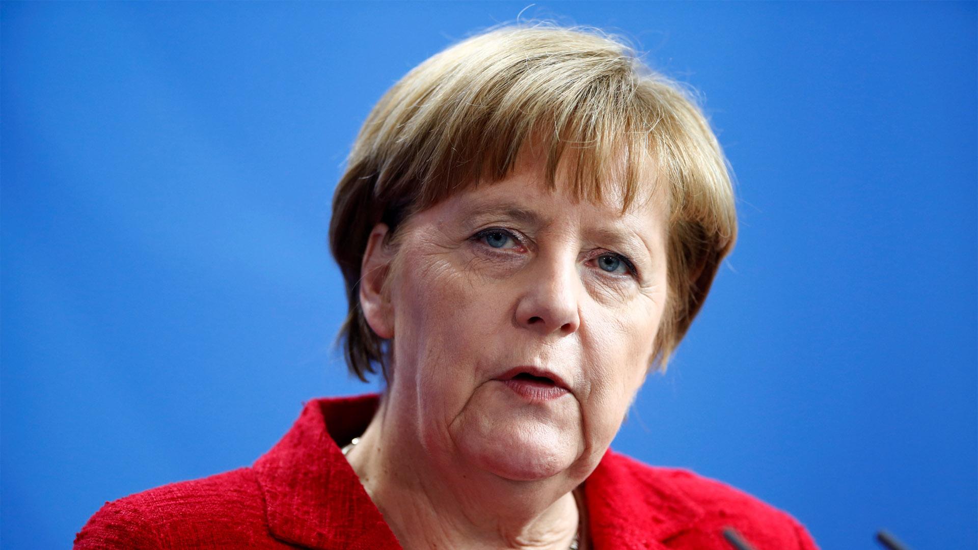 La canciller alemana declaró que la nación europea necesita estar más protegida contra ataques terroristas