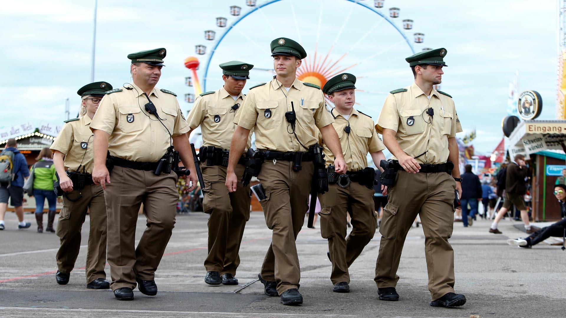 En vista de los recientes ataques terroristas, la capital bávara reforzara la seguridad para el festival de la cerveza