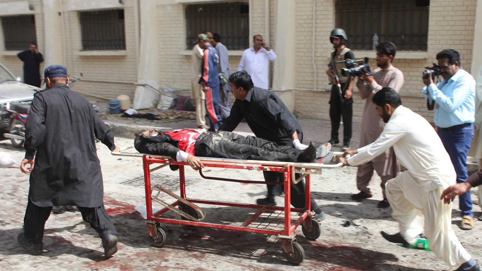 La milicia terrorista Estado Islámico se adjudico la autoría del hecho en el fallecieron 70 personas y 200 permanecen heridas en estado de gravedad