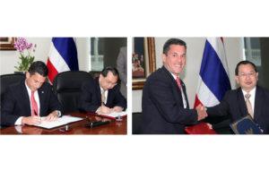Con la firma de este acuerdo los dos países conseguirán un aumento en los intercambios diplomáticos y de tipo académico