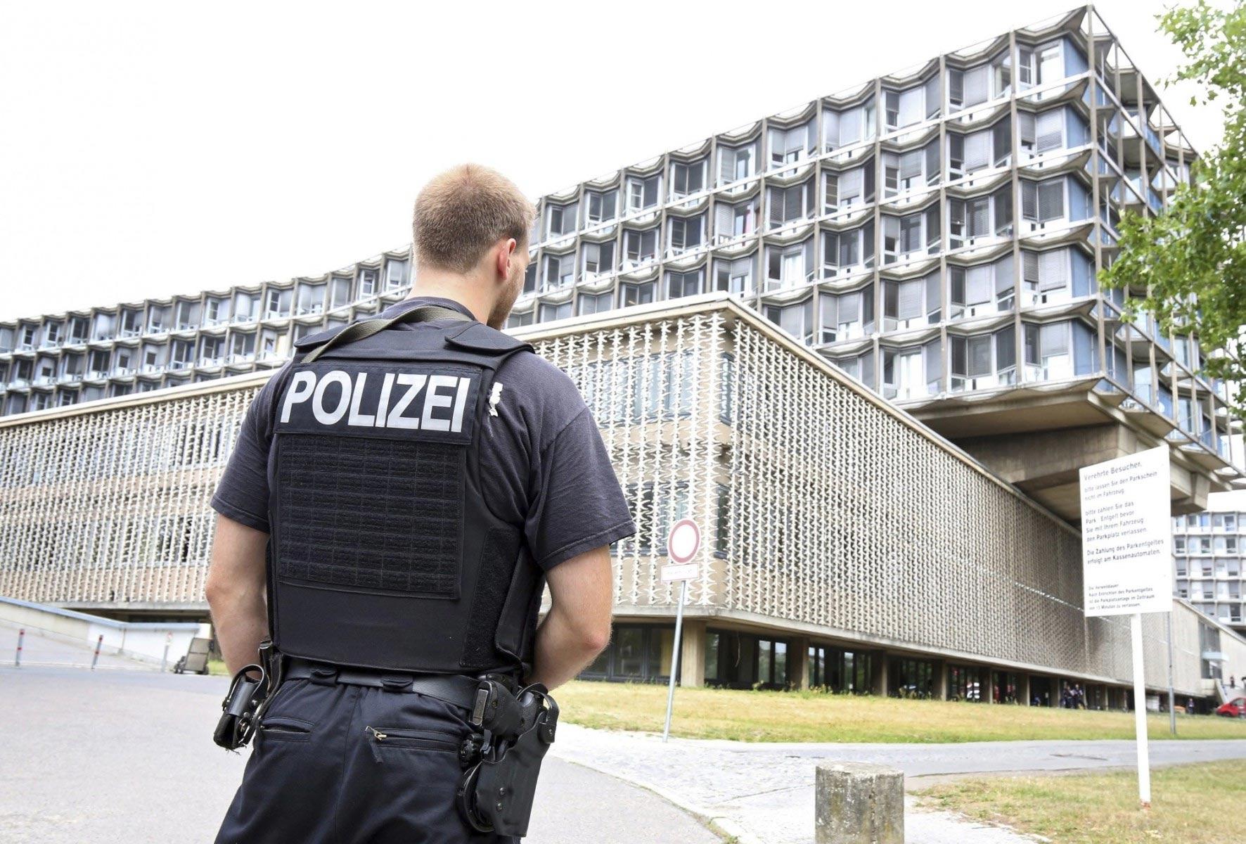 Detienen a sospechoso de terrorismo