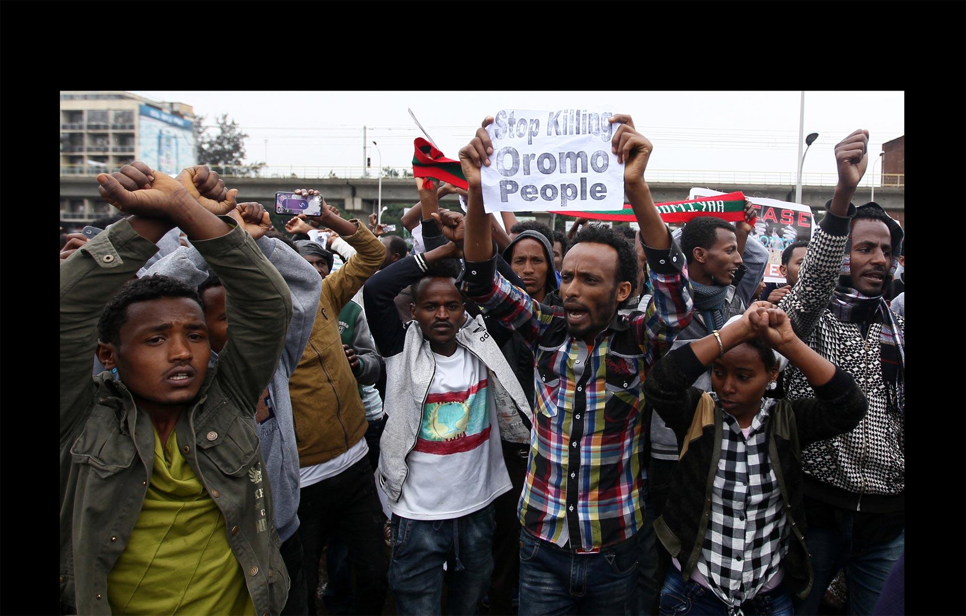 Más de cien muertos en Etiopía